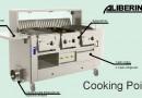 ALIBERINOX: Cooking Point, La cocina autónoma