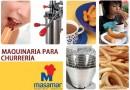 MASAMAR: 50 años con la churreria