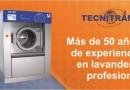Tecnitramo: 50 años de experiencia en lavandería.