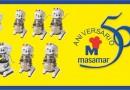 MASAMAR: Lider en amasadoras-batidoras